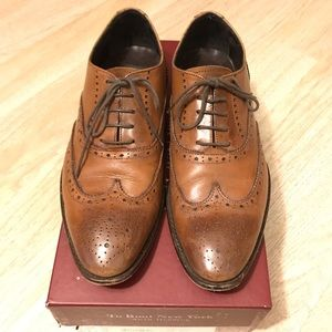 To Boot New York Oxfords Size 8.5